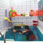 مرکز آب درمانی در دیباجی