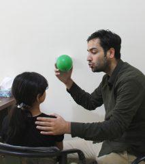 گفتاردرمانی کودکان در ازگل