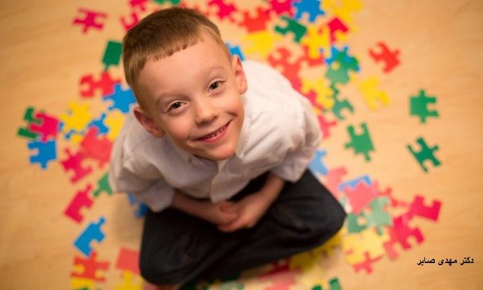 بهترین روش های درمان کودکان اوتیسم