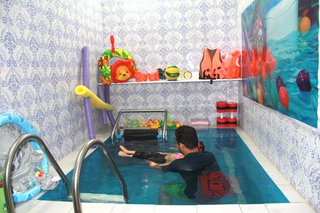 آب درمانی در سهروردی
