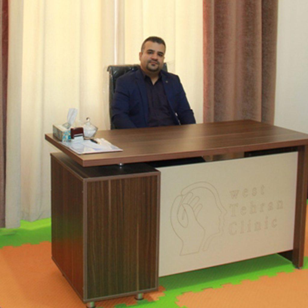 بهترین دکتر لکنت زبان در تهران